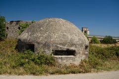Tipski bunker ispred TAL